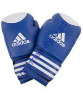 AIBAG1 Перчатки боксерские ADIDAS синие 10oz